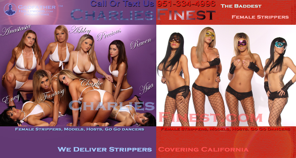 Book Female Strippers California Here