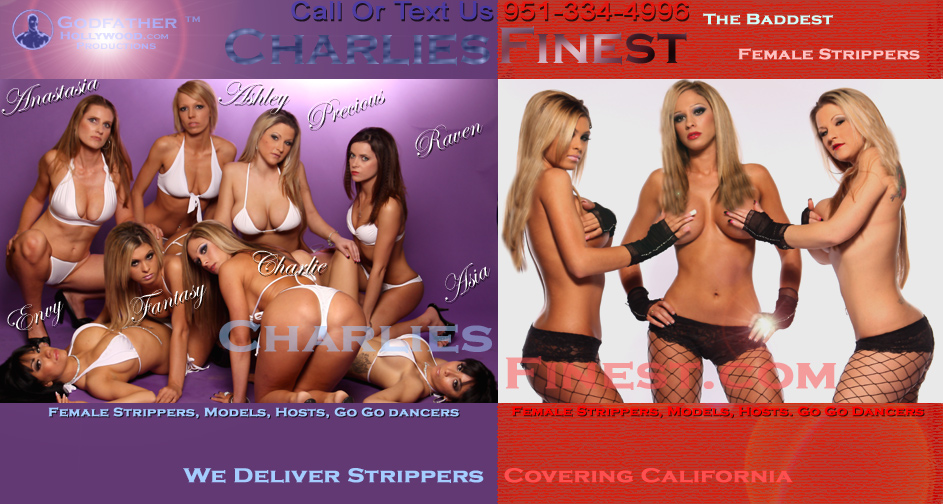 Female Strippers Reseda Banner